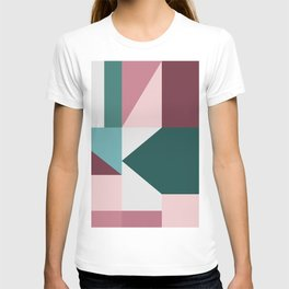 Modern Geometric 62 T-shirt