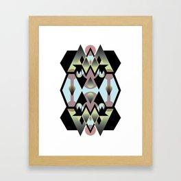 Arabic Castle Framed Art Print