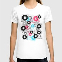 tape T-shirts featuring Mix Tape by Jorge Lopez