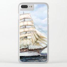 Regata Cutty Sark/Cutty Sark Tall Ships' Race Clear iPhone Case