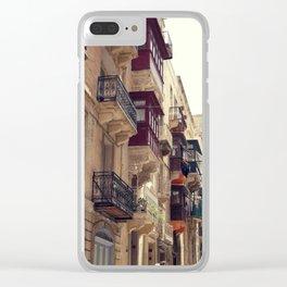 juliette Clear iPhone Case