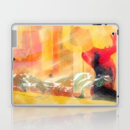 I am found Laptop & iPad Skin