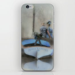 MANET'S ARGENTUILE iPhone Skin