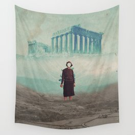 Mrs. Loneliness Wall Tapestry