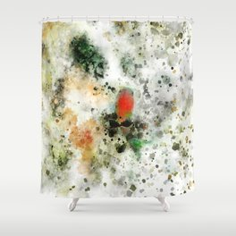 RIVERBED KOI Shower Curtain