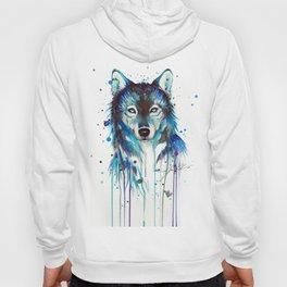 -Dark Wolf- Hoody