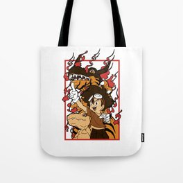 Digimon digital monster Tote Bag