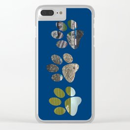 Happy Valley Nights Clear iPhone Case