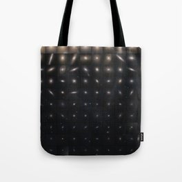 Hubble Space Telescope - Virgo cluster galaxies and their globular star clusters Tote Bag