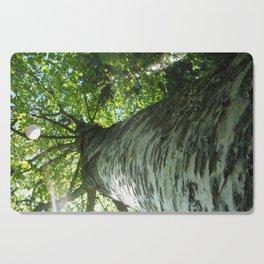 Sacred Birch by Mandy Ramsey, Haines, AK Cutting Board