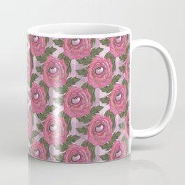 floral eye Coffee Mug