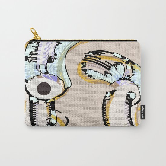 Beings in the Nano-World / 24-08-16 Carry-All Pouch