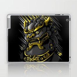 Gold Dragon Laptop & iPad Skin