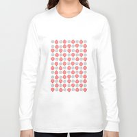pomegranate Long Sleeve T-shirts featuring Pomegranate by curious creatures