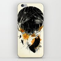 once upon a  time iPhone & iPod Skins featuring Once Upon a Time by nicebleed