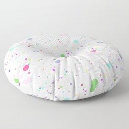 circles (20) Floor Pillow