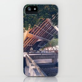 American Suburbs - Tempe City Hall iPhone Case
