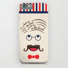 Barbershop Wisdom iPhone 6s Slim Case