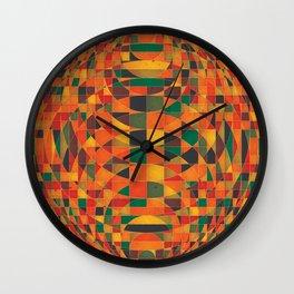 Cyclic Wall Clock