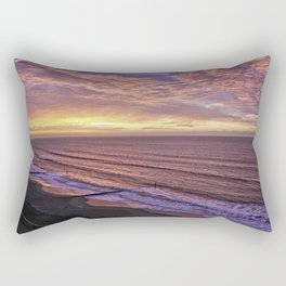 Purple Sky Rectangular Pillow