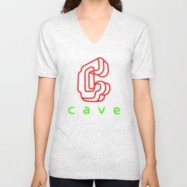Cave Co. Unisex V-Neck