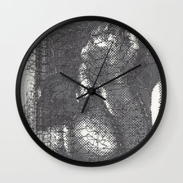 Savor the Time Wall Clock