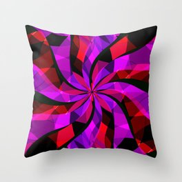 Meditation Mecca Throw Pillow