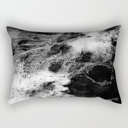 The Judith / Charcoal + Water Rectangular Pillow