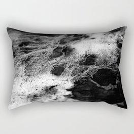 The Judith / Charcoal + Water Rectangular Pillow