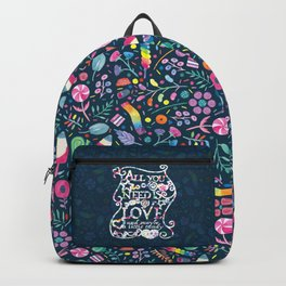 Candy Garden Backpack