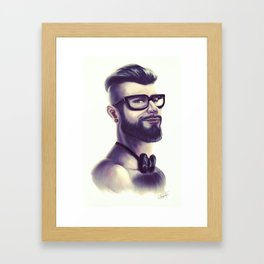 Carlo Framed Art Print