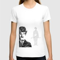 charlie chaplin T-shirts featuring CHAPLIN by ARCHIGRAF