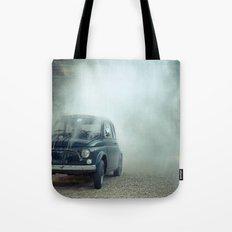 cloud car Tote Bag