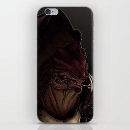 Wrex iPhone Skin