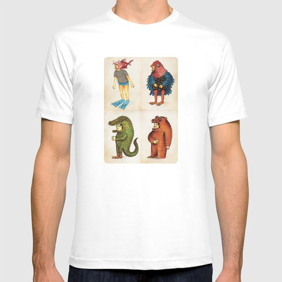 Costumes - Animalados T-shirt