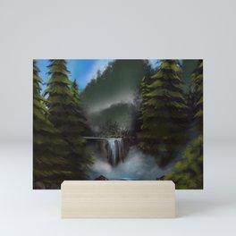 Blue Ridge Mini Art Print