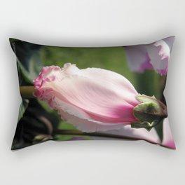Cyclamen named Metis Victoria Rectangular Pillow