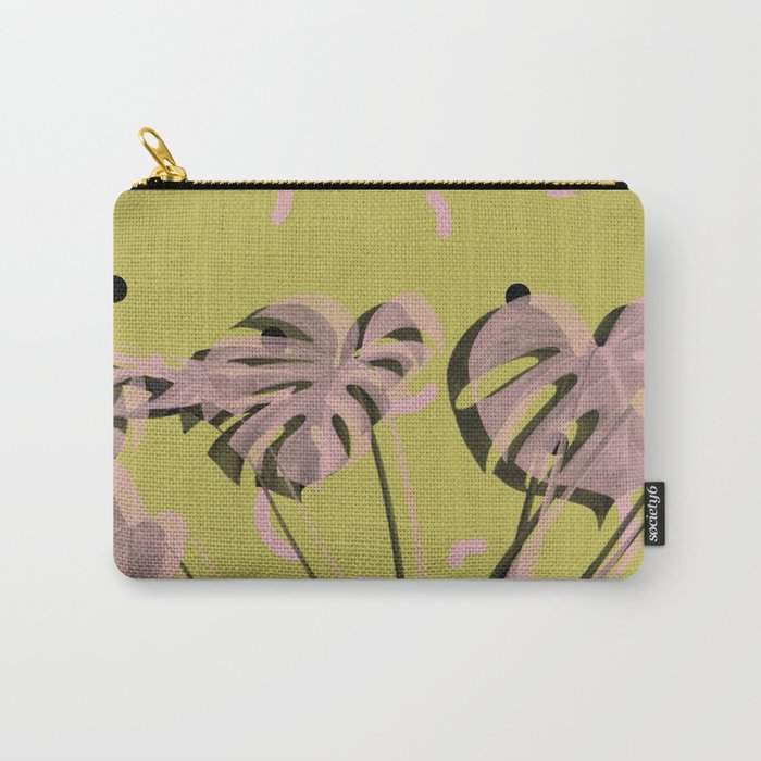 Monstera 2 Carry-All Pouch