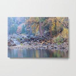 Yosemite Auutmn Metal Print