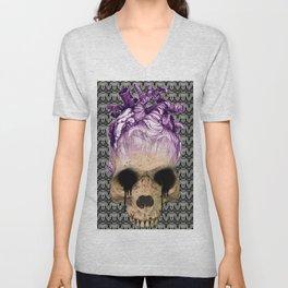 Skull Hardy Unisex V-Neck