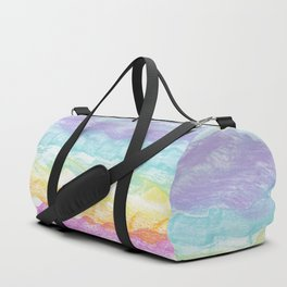 Abstract 9 Duffle Bag