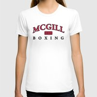 boxing T-shirts featuring Boxing by EastwardCarrot