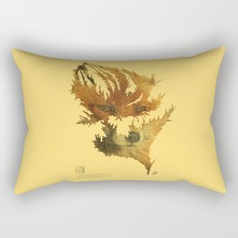 Folia Infinitus Rectangular Pillow