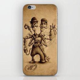 #4 iPhone Skin
