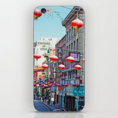 China Town  iPhone & iPod Skin