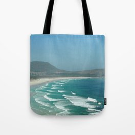 Cape of Good hope to south Africa Tote Bag
