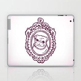 Pug Princess Laptop & iPad Skin