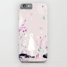 geometric rain Slim Case iPhone 6s