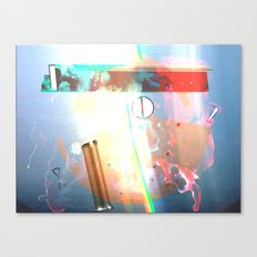 Ponxart Canvas Print