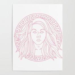 MARSACE (pink) Poster